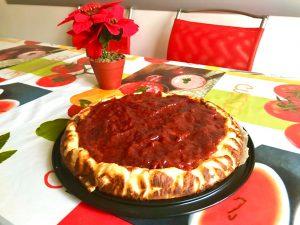 mammasugarfree - cheesecake alla ricotta